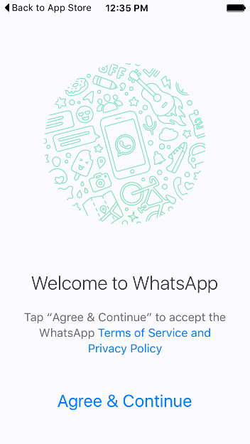 telecharger whatsapp pour iphone 6s