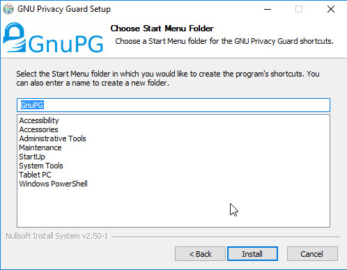 How to: Use PGP for Windows | Surveillance Self-Defense