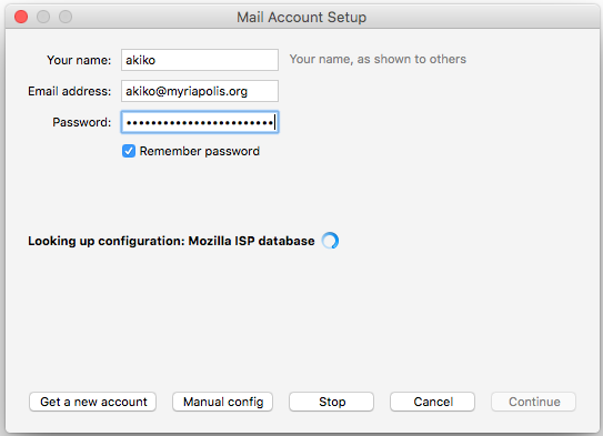 How can i keep all my email and passwords together?