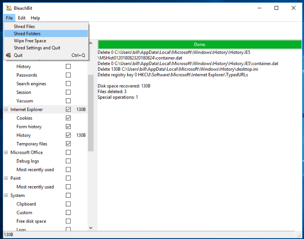 How to: Delete Your Data Securely on Windows | Surveillance