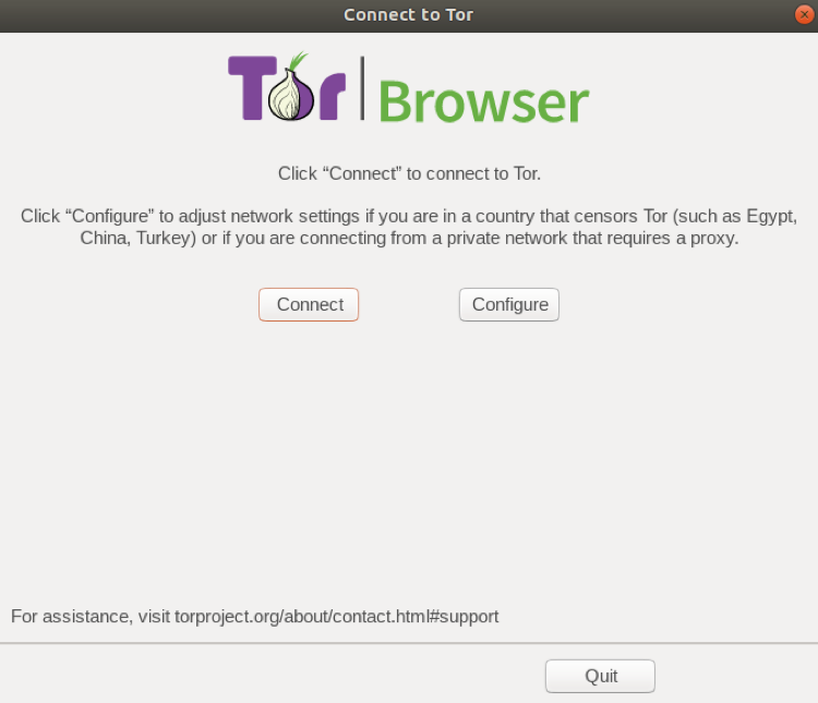 How to: Use Tor for Linux | Surveillance Self-Defense