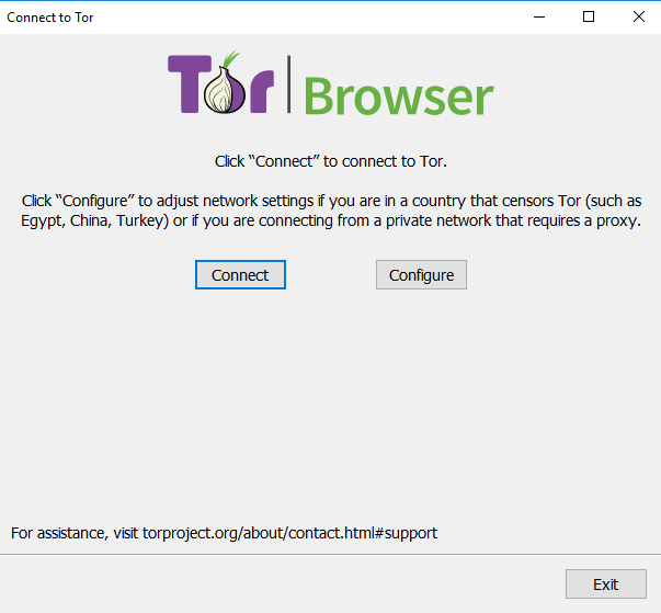 tor browser for windows 10 free download